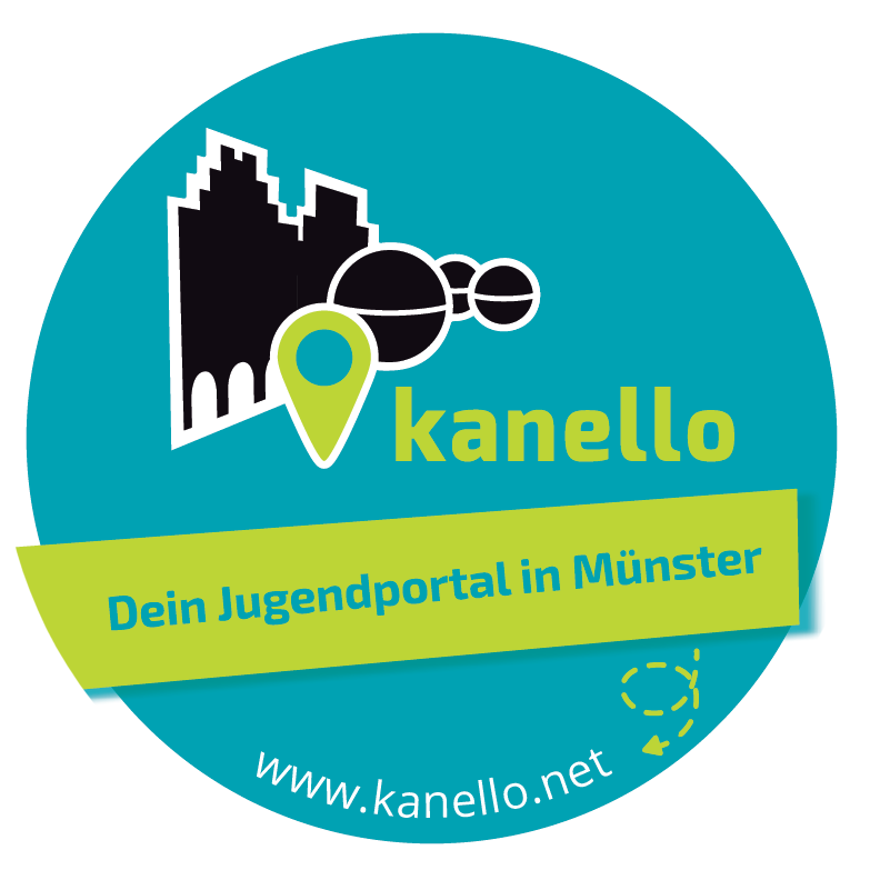 Sticker mit Logo von Kanello