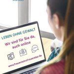 Online-Beratung der Beratungsstelle Frauen-Notruf Münster e.V.
