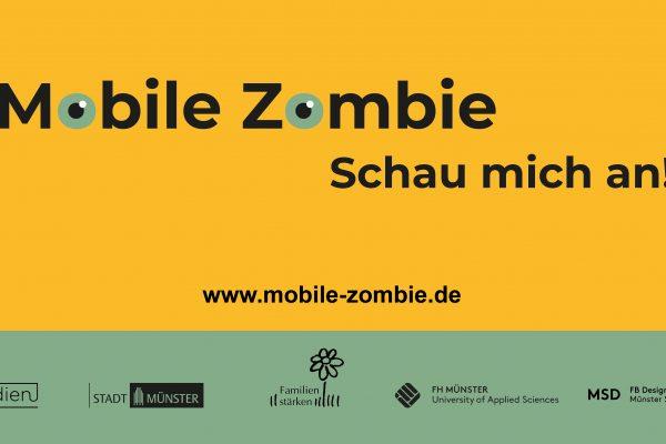 Mobile-Zombie – Kampagne zum bewussten elterlichen Umgang mit dem Smartphone